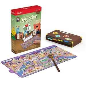 Osmo detective Agency learning kit